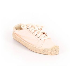 Baby Pink Soludos sneakers